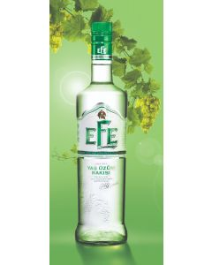 EFE RAKI FRESH GRAPES @100CL .BOT.