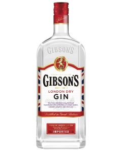 Gibson's Gin 37.5% 100CL