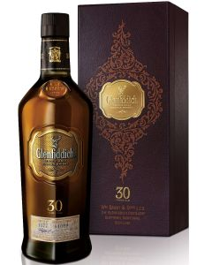 GLENFIDDICH  30 YEARS OLD 43% @70CL. BOT