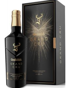 GLENFIDDICH 23 GRAND CRU MALT SCOTCH 43% {BOX} @70CL.BOT
