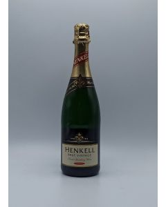 HENKELL BRUT VINTAGE  SPARKLING WINE 11.5%  @75CL.BOT.