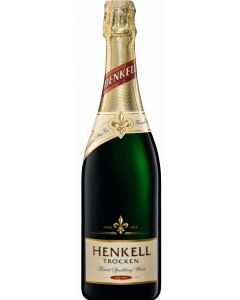 HENKELL TROCKEN DRY SPARKLING WINE 11.5%  @75CL.BOT.