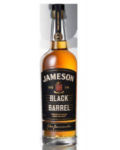 JOHN JAMESON BLACK BARREL IRISH WHISKY 40%  @100CL.BOT.