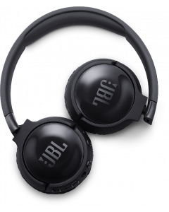 JBL HEADSET ON EAR NC BLACK MODEL JBLT600TNCBLK REF. 932182@1EA