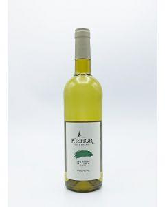 KISHOR VINEYARDS WHITE WINE 12%@75CL BOT