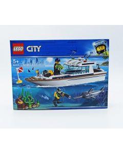LEGO CITY DIVING YACHT REF.60221..@SET