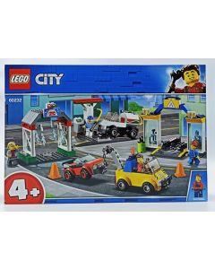 LEGO CITY GARAGE CENTER REF. 60232