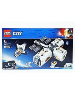 LEGO CITY LUNAR SPACE STATION REF. 60227