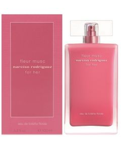 NARCISO RODRIGUEZ FOR HER FLEUR MUSC EDT FLORALE 100ML REF.995451 @EA