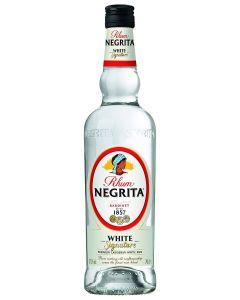 BARDINET NEGRITA WHITE SIGNATURE  RUM 40% @100CL.BOT.