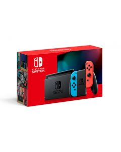 NINTENDO SWITCH CONSOLE NEON B