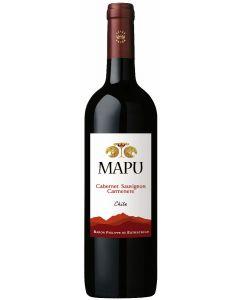 ROTHSCHILD CHILIAN MAPU CABERNET SAUVIGNON /CARMENERE RED WINE - 75CL