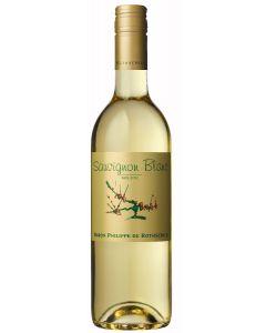 ROTHSCHILD CHILIAN MAPU SAUVIGNON BLANC WHITE WINE - 75CL