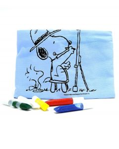 SNOOPY DIY APRON SET