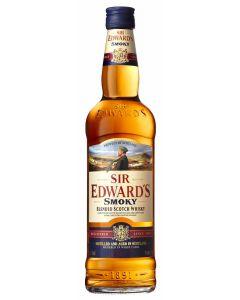 Sir Edwards Smoky Scotch Whiskey 40% 100CL