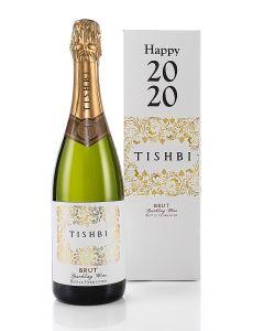 TISHBI BRUT WINE - 75CL
