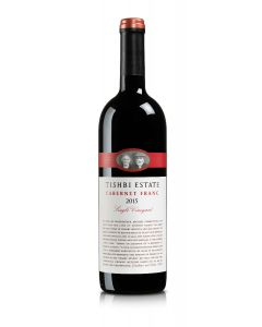 TISHBI ESTATE CABERNET FRANC SINGLE VINEYARD  RED WINE@75 CL BOT
