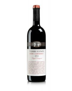 TISHBI ESTATE RUBY CABERNET SINGLE VINEYARD  RED WINE@75 CL BOT