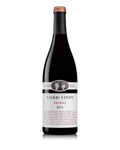 TISHBI ESTATE SHIRAZ ESTATE RED WINE - 75CL
