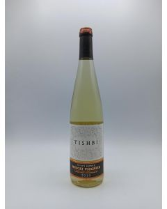 TISHBI MUSCAT VIOGNIER WHITE WINE @75 CL BOT