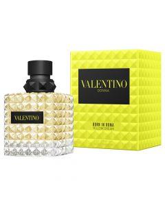 VALENTINO BORN IN ROMA YELLOW DREAM DONNA EDP  REF.261401...@100ML.BOT