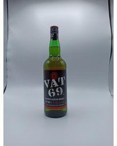 VAT 69    WHISKY  40%@100 CL. BTL