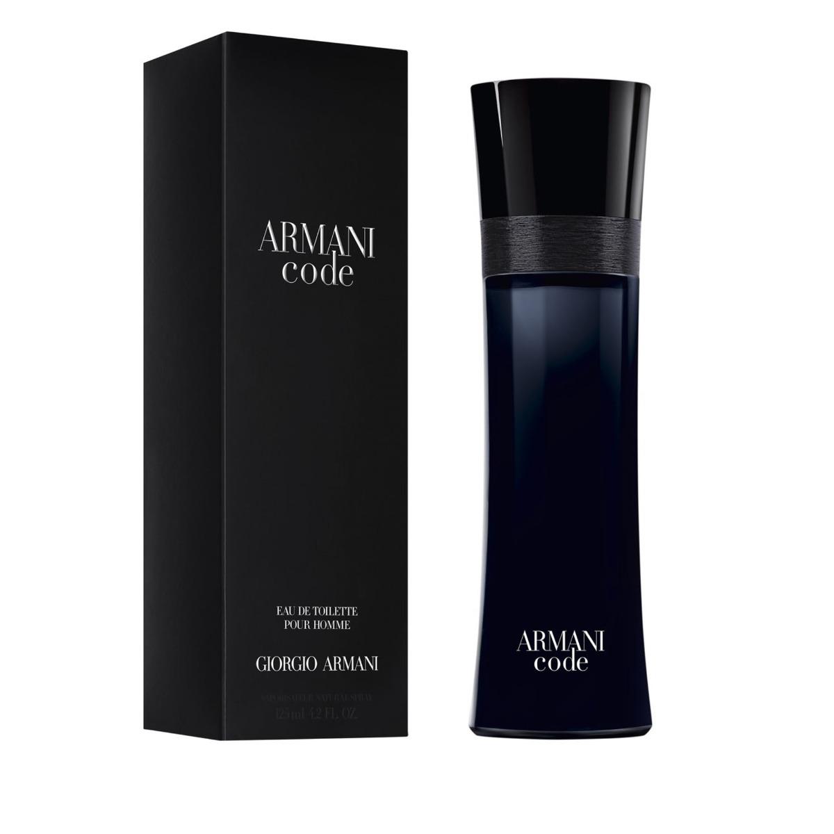 ARMANI CODE FOR MEN EDT SPRAY - 125ML