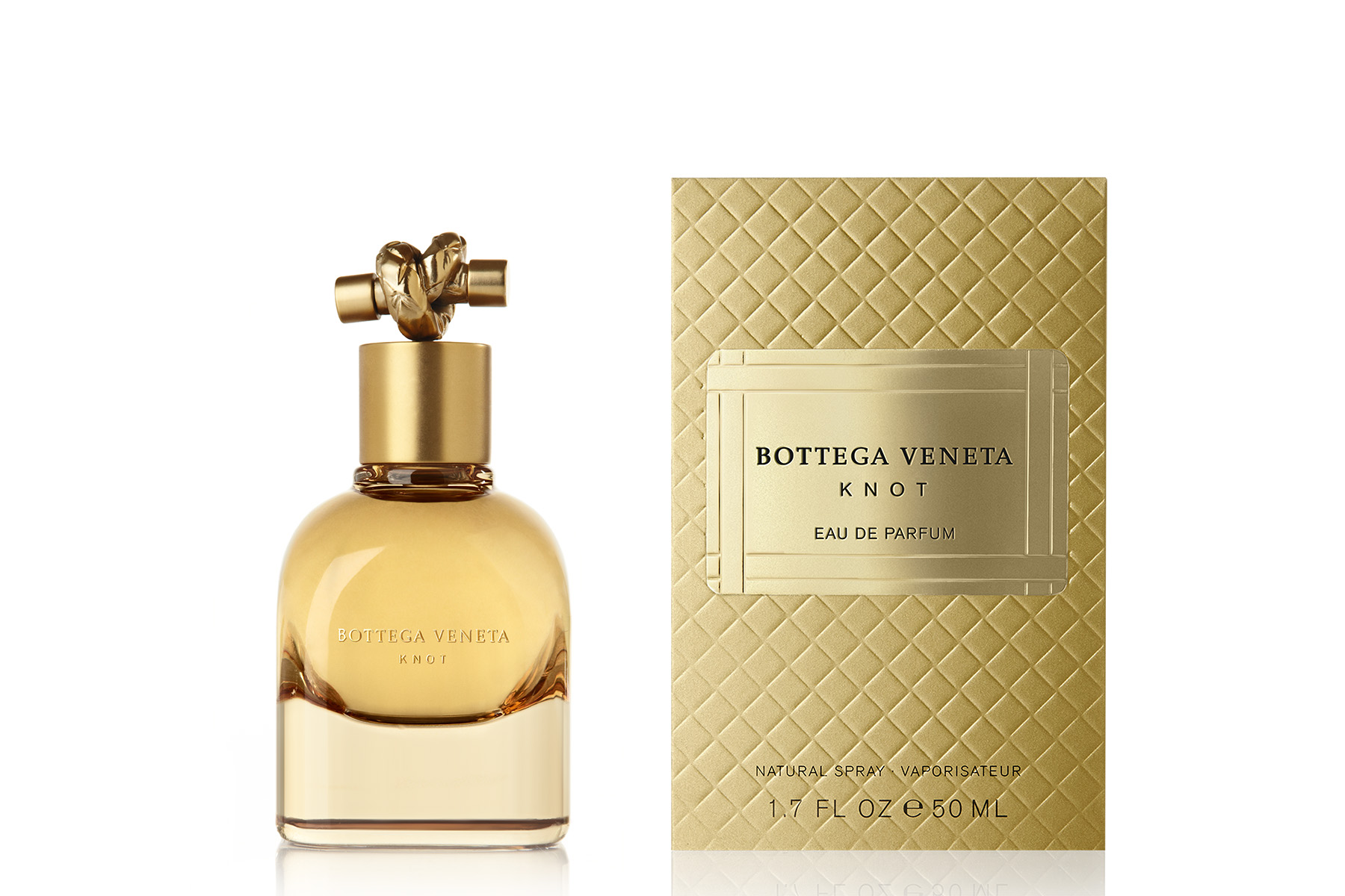 BOTTEGA VENETA  BV KNOT EDP SPRAY REF.747425 .@50ML.BOT