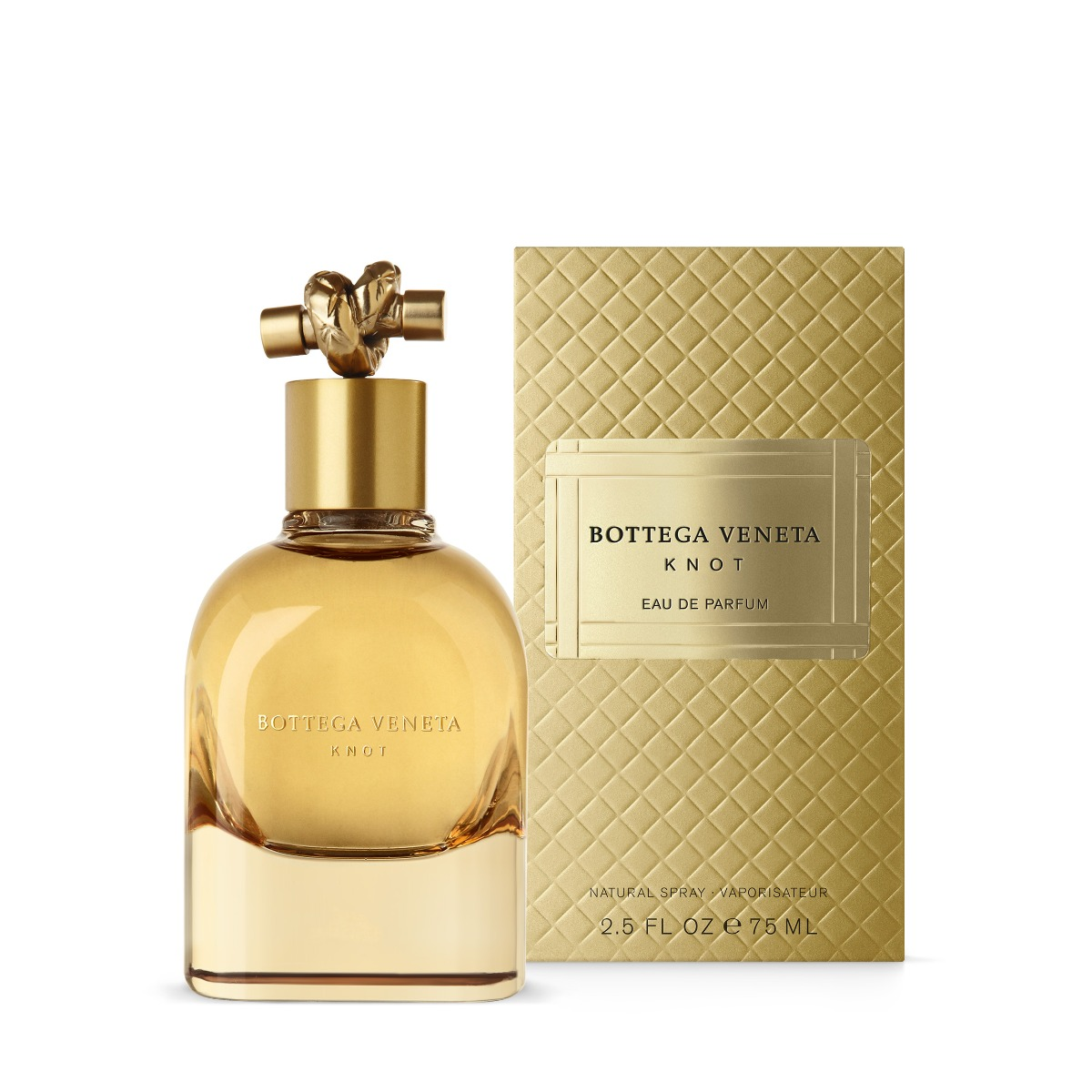 BOTTEGA VENETA  BV KNOT EDP SPRAY REF.274302 .@75ML.BOT