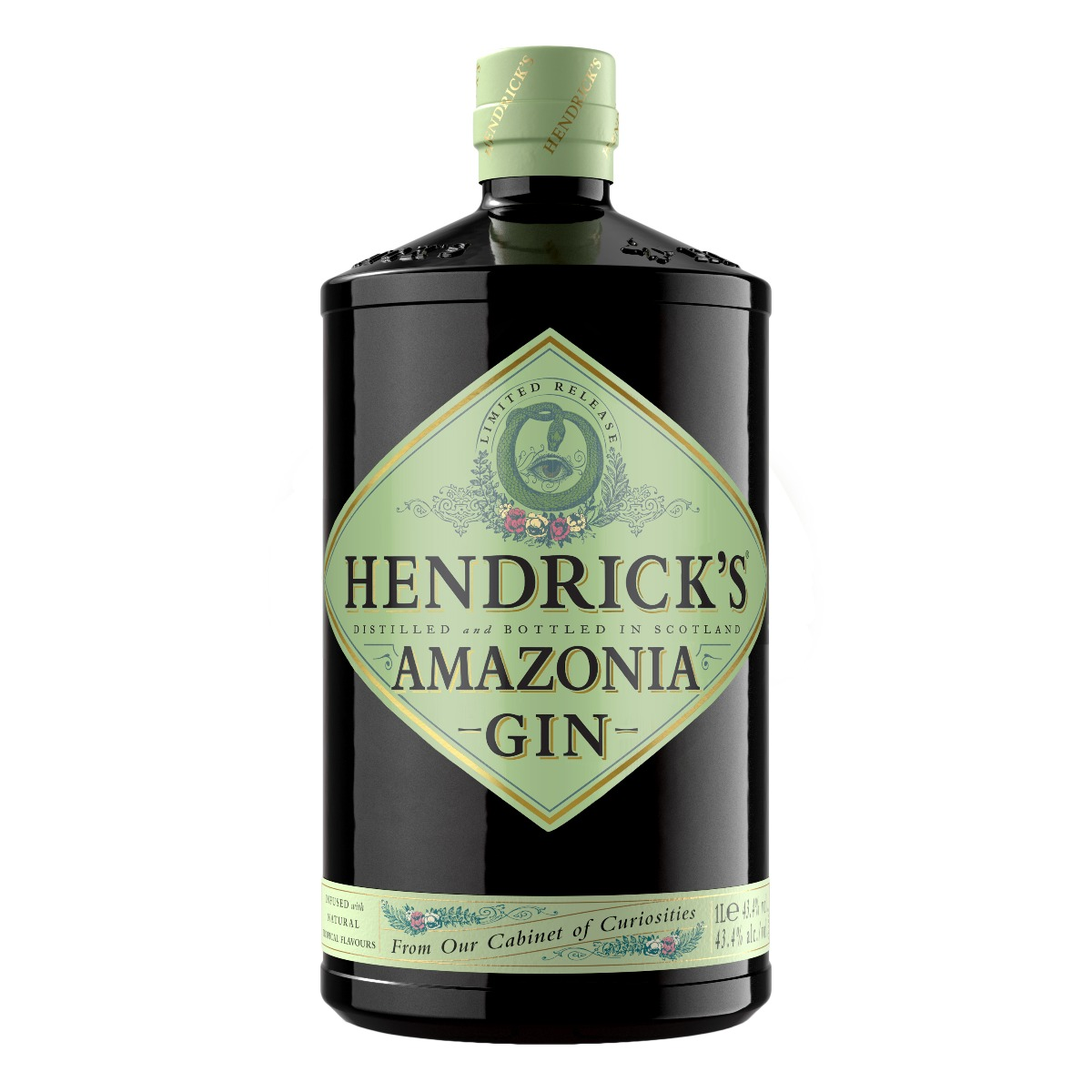 HENDRICK'S GIN - 100CL