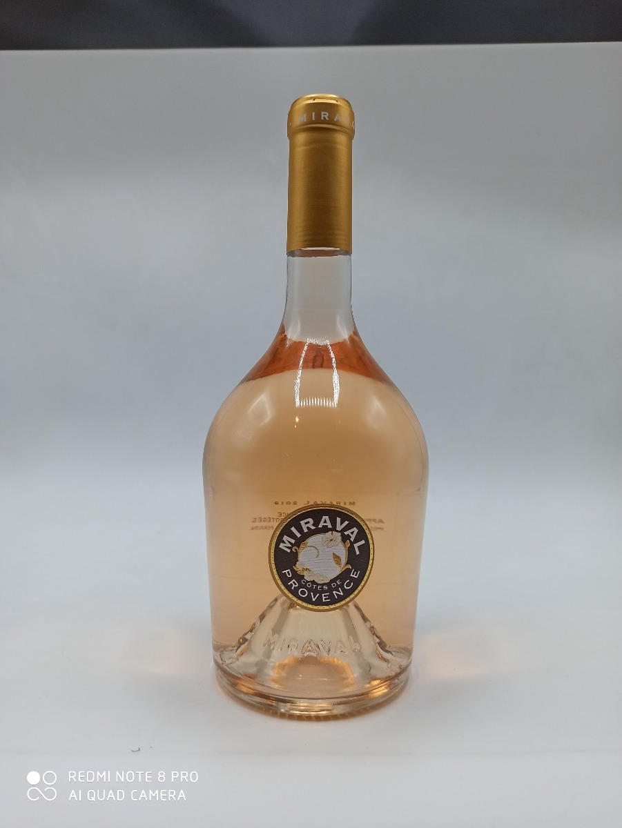 MIRAVAL PROVENCE ROSE WINE  @75 CL.BOT