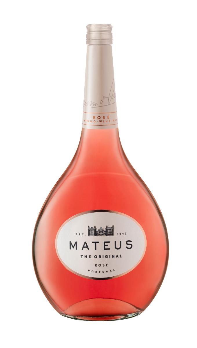 MATEUS ROSE  WINE   @100CL  BTL