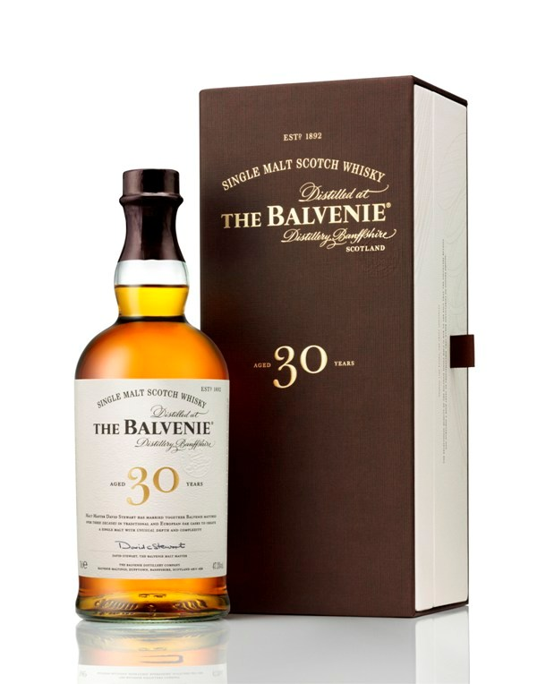 THE BALVENIE 30 YEARS  47.3% @70 CL BOT